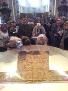 Хитон Иисуса Христа в Трире