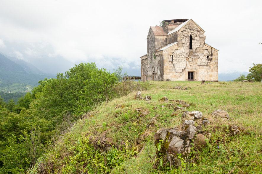 Историческая справка. Абхазия