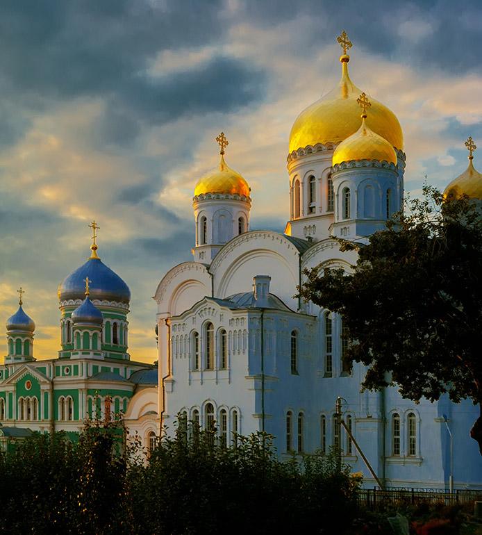 Золотое кольцо России и Дивеево