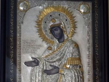икона Пресвятой Богородицы «Геронтисса»