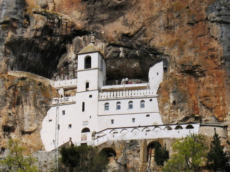 Черногория. Христианские святыни