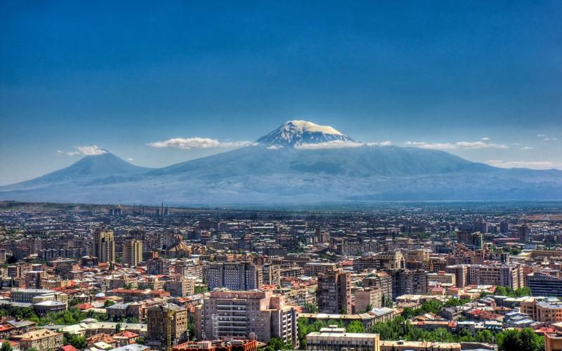 Христианские святыни. Армения