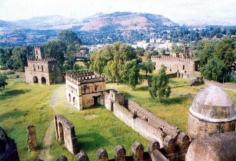 История. Эфиопия