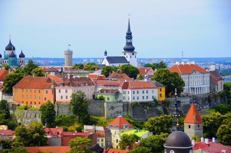 Эстония. Краткая история