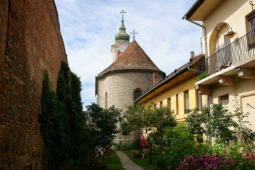 Церковь Николая Чудотворца - Вац - Венгрия