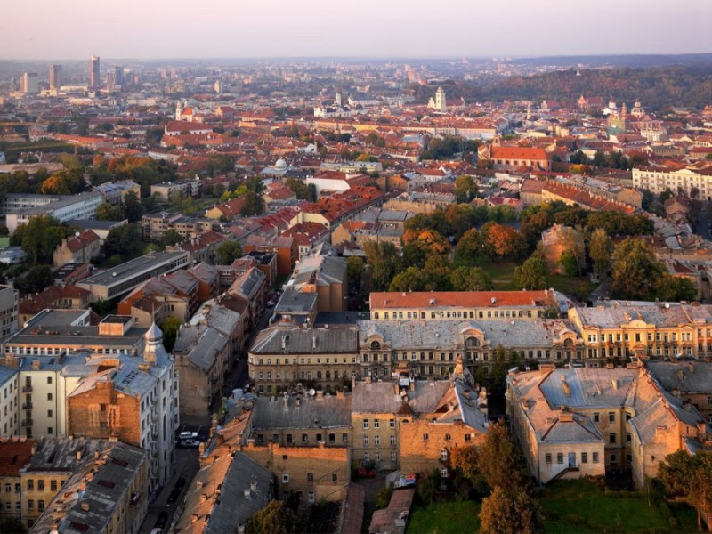 Краткая история. Литва