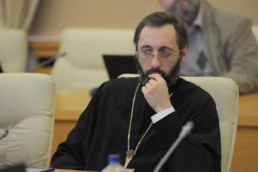 Протоиерей Максим Волынец, руководитель Православной Паломнической Миссии «ХРИСТОФОР»
