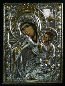 Икона Божией Матери «Утешение»