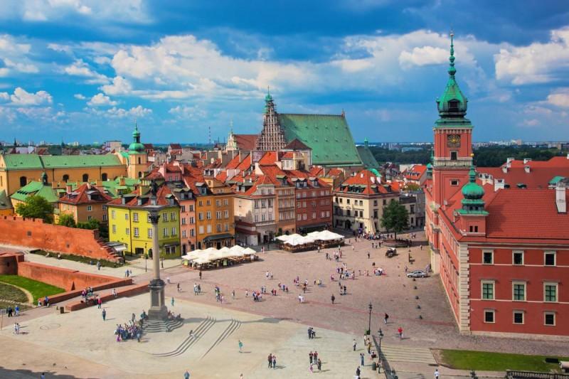 Польша. Краткая история