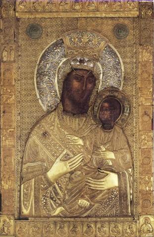 Пресвятая Богородица Ктиторисса или Виматарисса