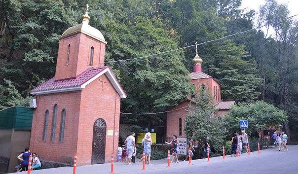 Паломнические поездки Кубань (Краснодар, Новороссийск, Анапа)