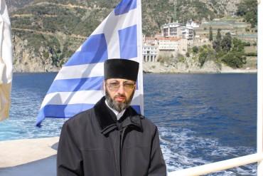 Протоиерей Максим Волынец, руководитель Православной Паломнической Миссии ХРИСТОФОР