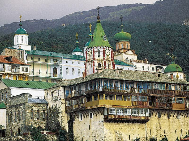 Русский Афон: 1000-летие стояния в молитве, духовно-исторический феномен