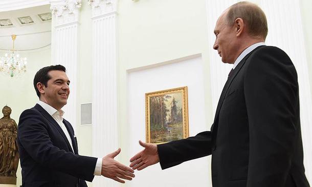 Премьер-министр Греции и президент РФ достигли соглашения