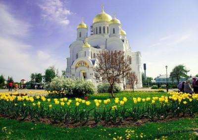 Паломничество Москва – Дивеево 10-16 апреля