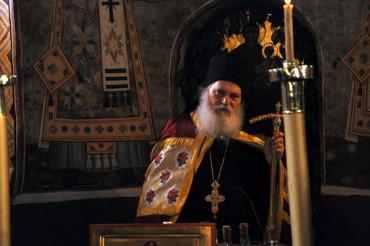 Игумен Ефрем Ватопедский