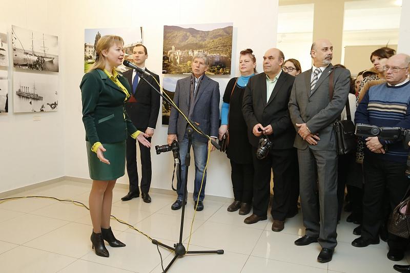 В Краснодаре состоялось торжественное открытие фотовыставки «НАШ АФОН»