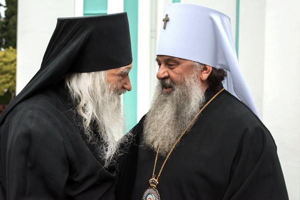 Русское монашество неразрывно связано со Святой Горой Афон