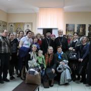 14 февраля в Новороссийске состоялось торжественное закрытие фотовыставки Костаса Асимиса «Наш Афон»