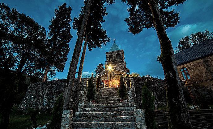 Паломнические поездки в Абхазию