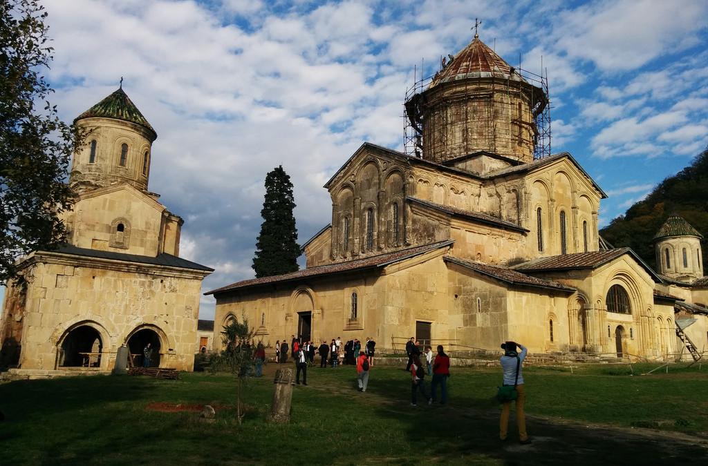 Паломничество в Грузию