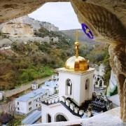 Свято-Успенский пещерный мужской монастырь
