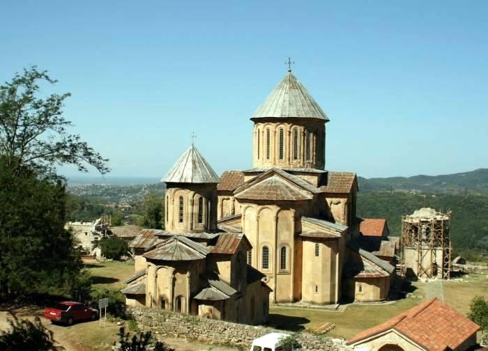 Грузия. Риза Богородицы, 13-20 июля