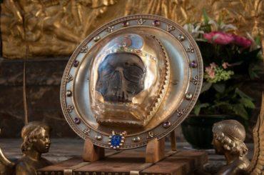 Честная глава Пророка, Предтечи и Крестителя Господня Иоанна
