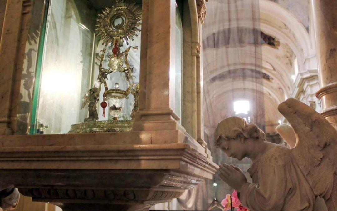 Церковь Евхаристического Чуда в Ланчано, Италия