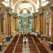 Ланчано. Церковь Евхаристического Чуда