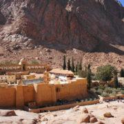 Паломническая программа на Святую Землю + Синай, с 1 по 10 декабря