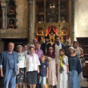 Паломническая группа в Италии, 28.09.2016