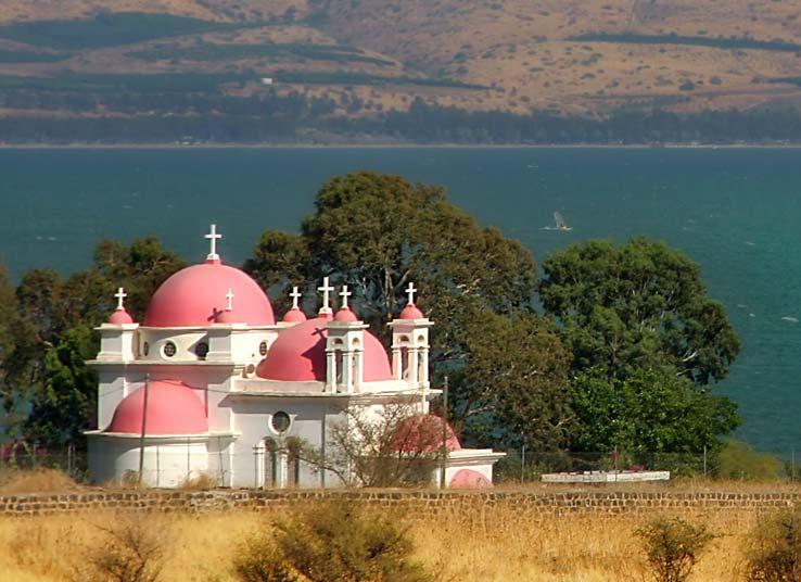 Паломничество на Святую Землю, 21 – 26 октября