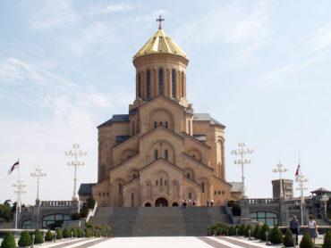 Собор Святой Троицы, г.Тбилиси, Грузия