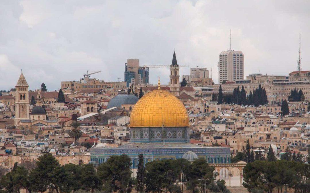 Паломничество на Святую Землю 7 – 14 ноября