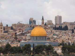 Паломничество на Святую Землю 23 – 30 ноября