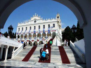 Паломническая программа «Святыни Греческих островов» 25.09 — 5.10