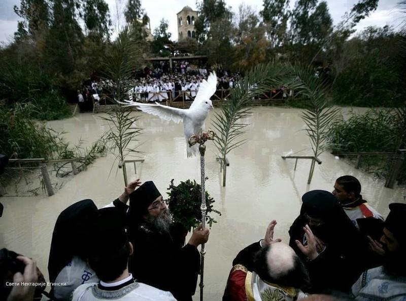 Праздник Крещения Господня на Святой Земле 17-23 января