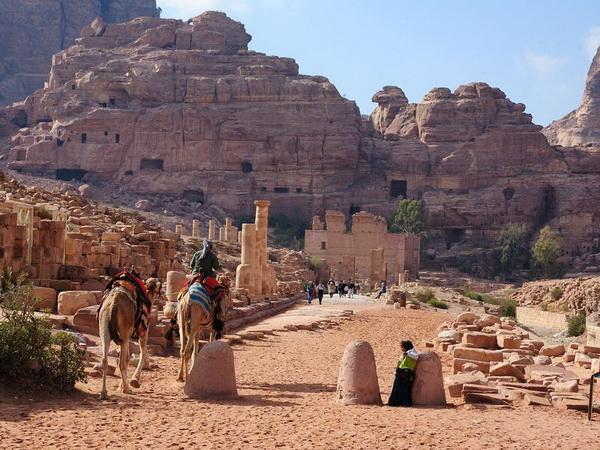 Христианские святыни Иордании