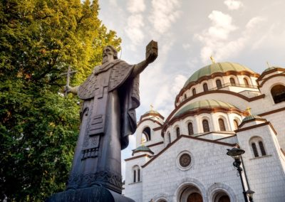 Statue-of-St.-Sava-with-Church-on-background.-Belgrade-Serbia-2389-1