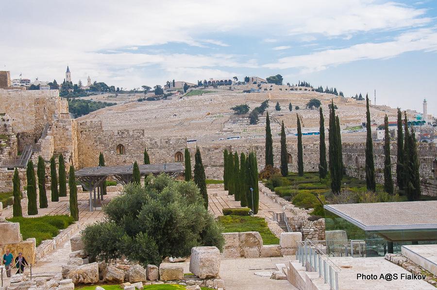 Святая Земля на праздник Вознесения Господня 4 – 9 июня