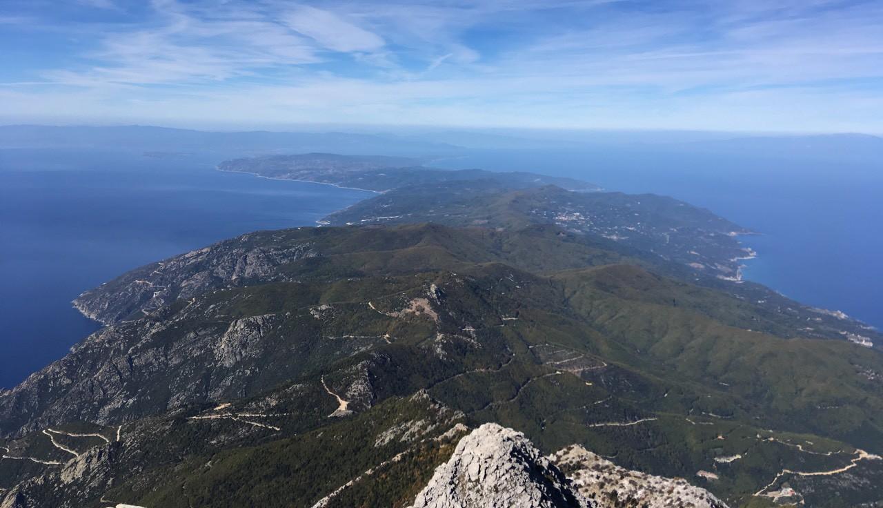 Паломничество на Святой Афон с восхождением на вершину