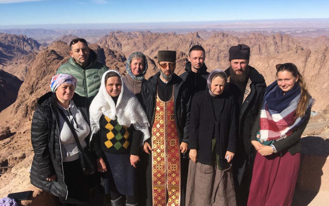 ИЗРАИЛЬ — ЕГИПЕТ с восхождением на СИНАЙ 2-10 декабря