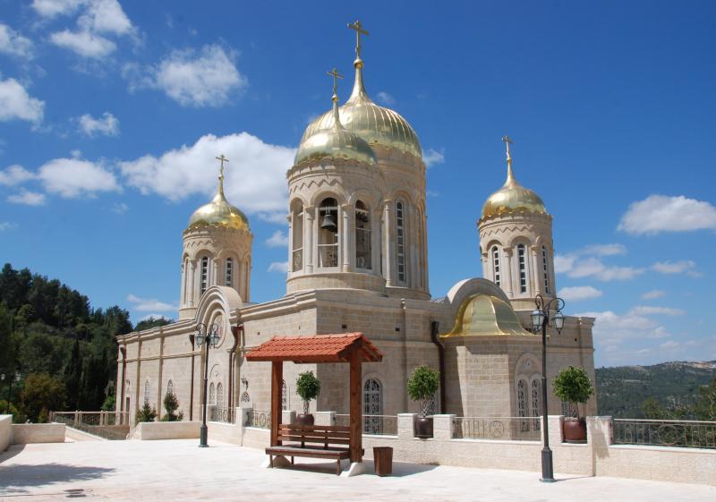 Gornenskii-monastyr-v-Ierusalime