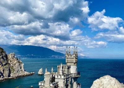 Паломническая программа ПО СВЯТЫНЯМ КРЫМА 2–10 октября, 2021