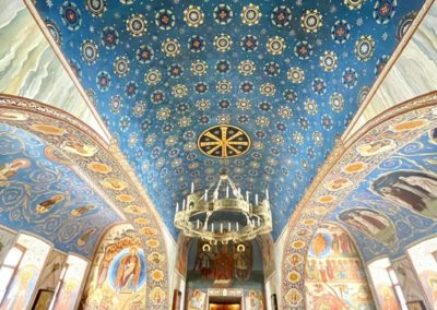 Паломничество в Свято-Троицкий Стефано-Махрищский женский монастырь