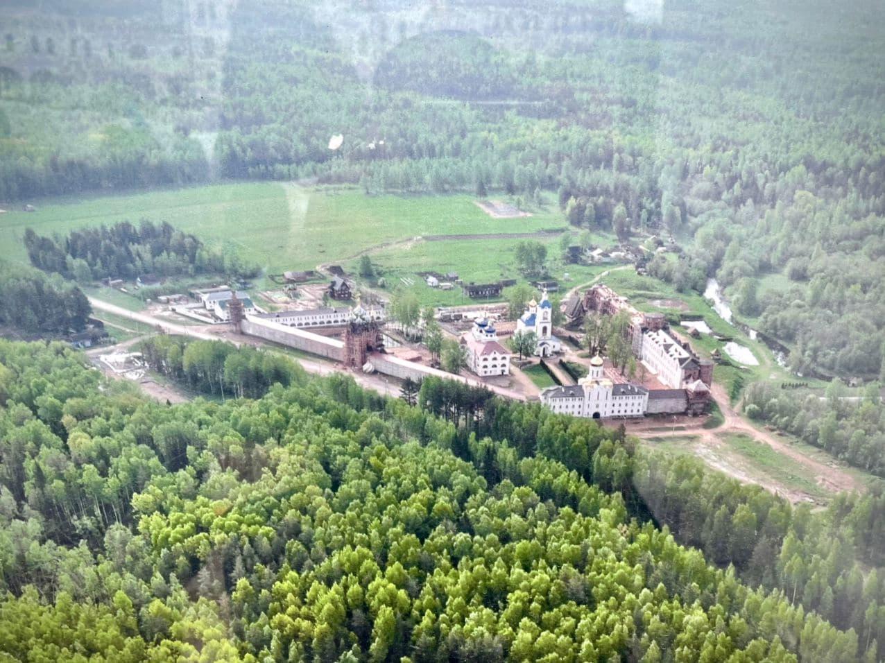 Николо-Сольбенский женский монастырь