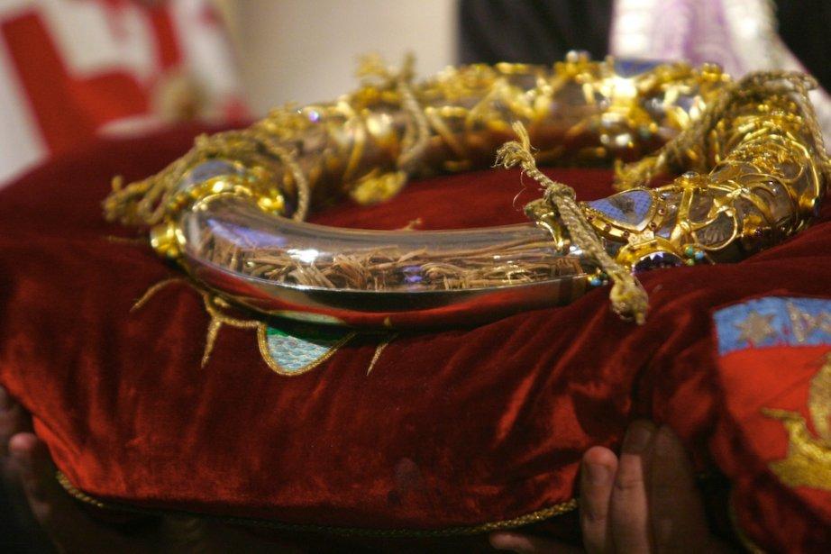 Терновый Венец Христа Спасителя — святыня Парижа