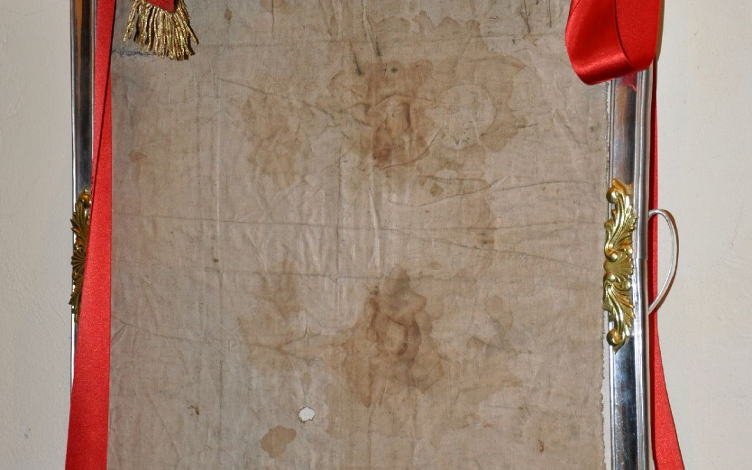 Плат (Сударь) Спасителя — главная святыня Испании