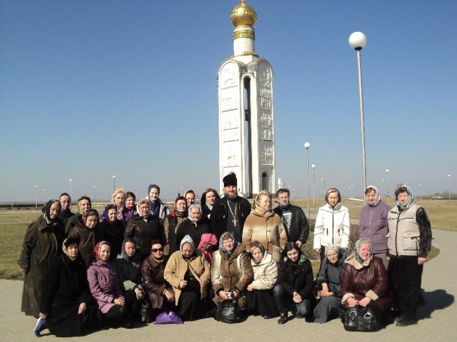 Паломничество по святым местам России